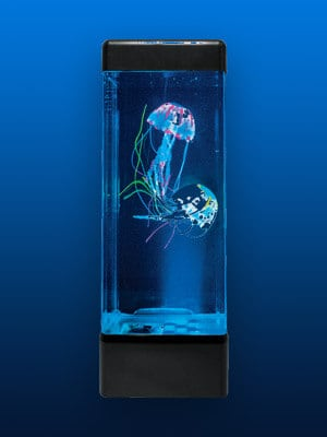 Jellyfish mood lamp night lights